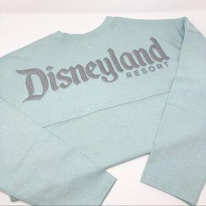 Disneyland Arendelle Aqua Spirit Jersey Kids XL
